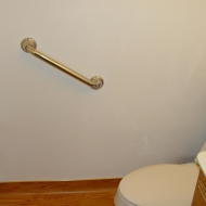 Moen decor Grab Bar