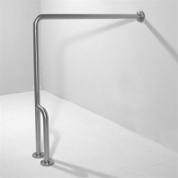 Floor to Wall Grab Bar