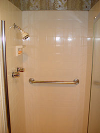 Stall Shower Grab Bar